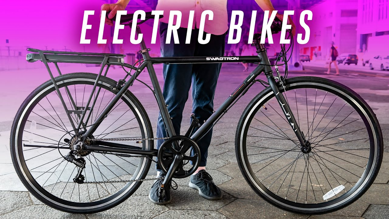 Electric bikes: everything you need to know thumbnail