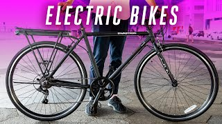 Electric bikes: everything you need to know