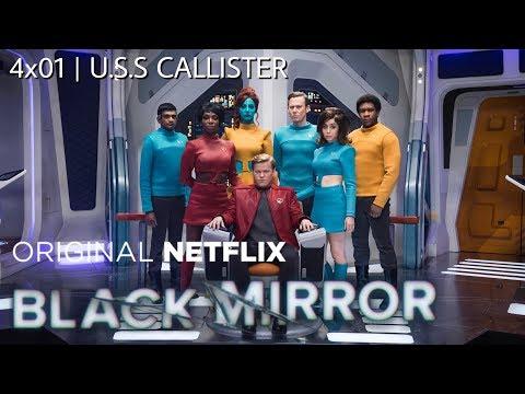 Black Mirror 4x01 'U.S.S Callister' Análisis a Fondo ¡Spoilers!