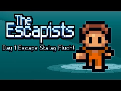 The Escapists - Day One Escape - Stalag Flucht (Xbox One)