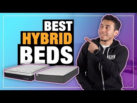 Best Hybrid, Coil & Spring Mattress 2018 (TOP 10 BEDS!)