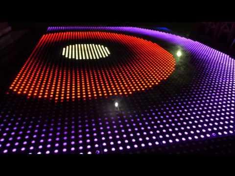 Renta Pista de Baile LED, lluminated LED Pixel RGB, Dance Floor