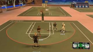 No Park Affiliation?!?!? NBA 2K17