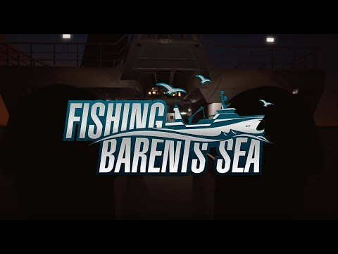 Fishing: Barents Sea - gamescom 2017 trailer thumbnail