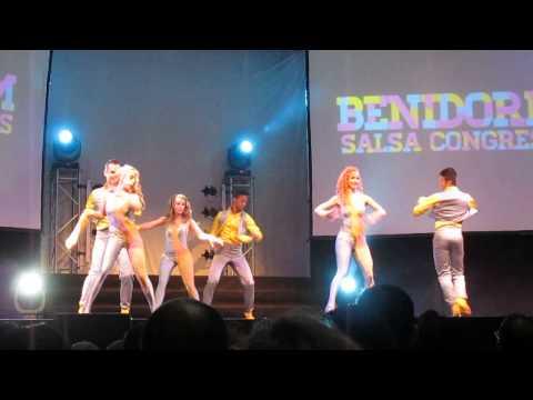 Flow Project Benidorm Salsa Congress