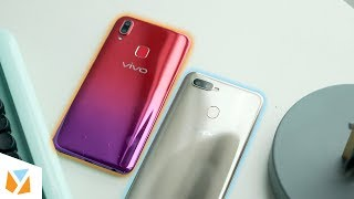 VIVO Y95 vs OPPO A7 Comparison Review