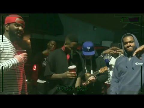 YG Freestyles Suu Whoop with The Game & Slim 400 to a Einer Bankz Ukulele Instrumental