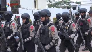 SIMULASI PENANGANAN TERORIS  KOMPAS NEWS ACEH 23/02/2016