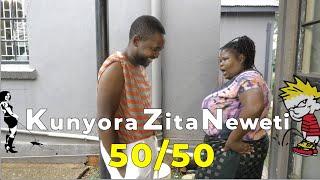 Kunyora Zita neWeti 50 50 | BUSTOP TV