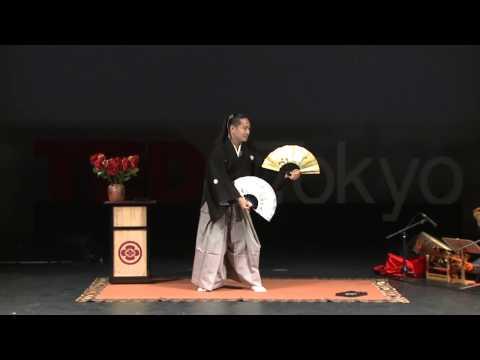 Traditionelle japanische Zauberkunst