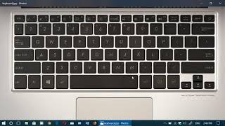 Quick look at the Laptop Keyboard and what the keys do