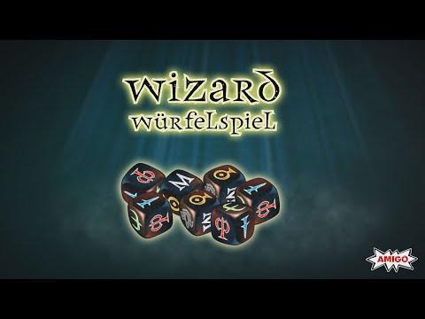 Spieletrailer Wizard Würfelspiel - Vorschaubild