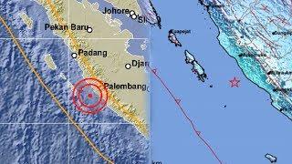 Gempa 5,5 SR Mengguncang Bengkulu Utara, Tidak Berpotensi Tsunami