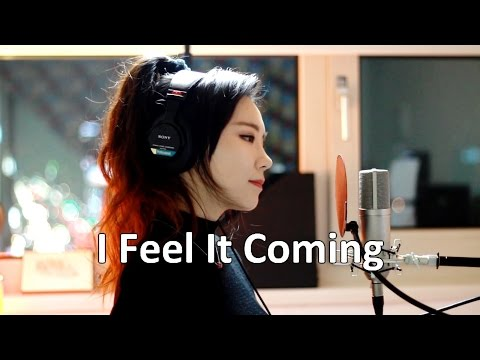 The Weeknd - I Feel It Coming ( cover by J.Fla )