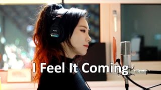 The Weeknd   I Feel It Coming ( Cover By J.Fla )