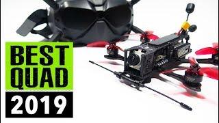IFlight DC3 DJI Digital HD FPV // TBS Crossfire // review and flight footage // under 250 grams