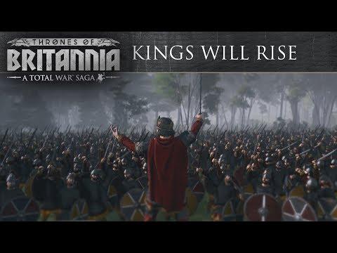 Total War Saga: Thrones of Britannia - Kings Will Rise