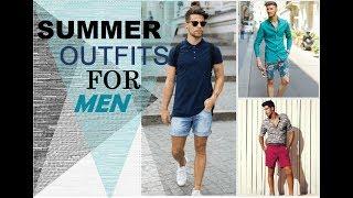 Summer outfits for men l outfits de verano para hombres!! 2017 l