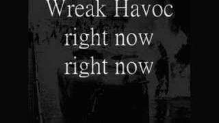 Wreak Havoc-Angelspit