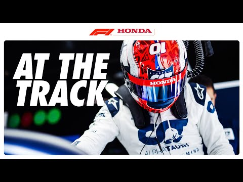 Image: Relive testing at Barcelona through Honda's eyes with behind the scenes access!