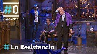 LA RESISTENCIA - Resines interpreta la historia del feminismo | #LaResistencia 08.03.2018