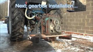Belarus MTZ-82 restoration project. Part 3