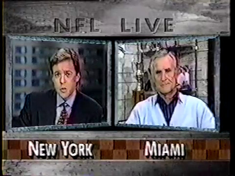 1989 Wk 16 Don Shula Interview Regarding Miami's Playoff Chances