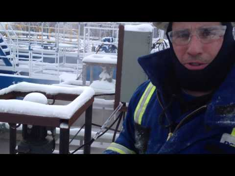 Cougar Jack Fluid Storage Oil and Gas Calgary Alberta