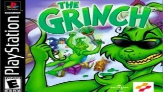 Awful Playstation Games: The Grinch Review
