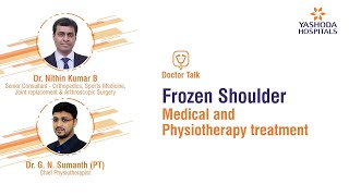 Frozen Shoulder : Medical And Physiotherapy Treatment