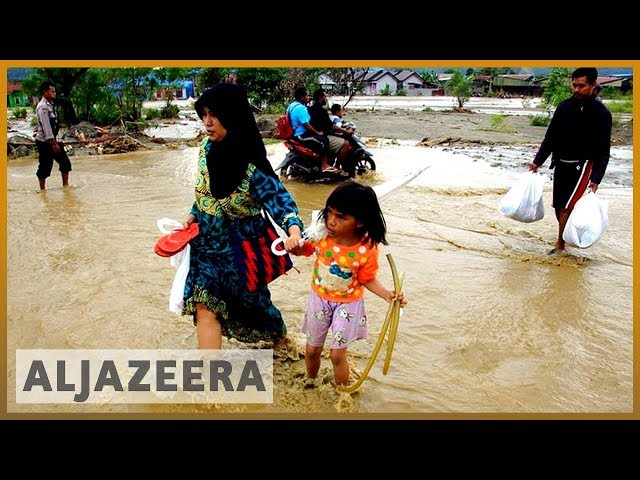 ???????? Indonesia flood death toll crosses 100, dozens still missing | Al Jazeera English