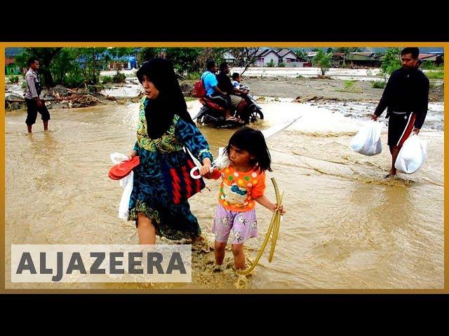 ???????? Indonesia flood death toll crosses 100, dozens still missing | Al Jazeera English