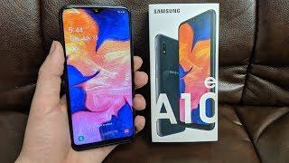 Samsung Galaxy A10e Unboxing & Impressions!