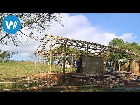 Paraguays neue Häuser (360° - GEO Reportage)