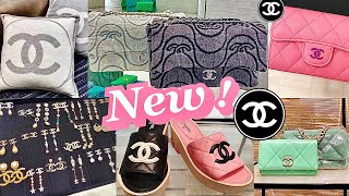 Shopping NEW CHANEL Collection 🛍 BAGS | SHOES | ACCESSORIES | NEW IN ! || Marta In Vogue UK