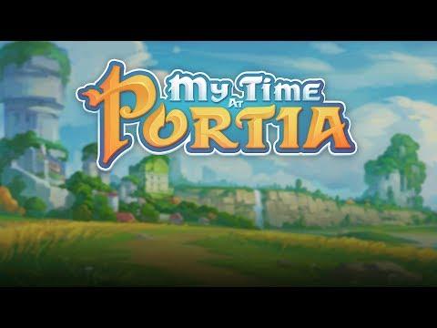 my time at portia workshop name