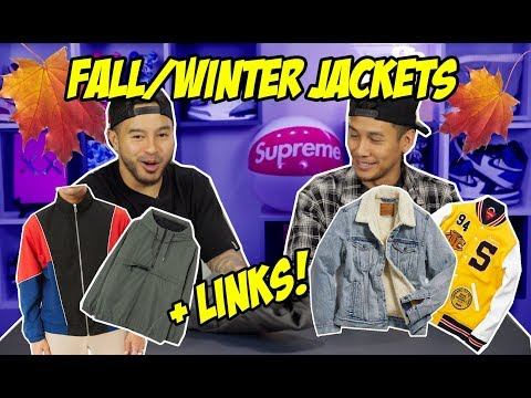 TOP 10 AFFORDABLE JACKETS FOR FALL/WINTER 2018!