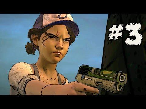 ► Neskutočný zvrat | #3 | The Walking Dead: A New Frontier | 1080p