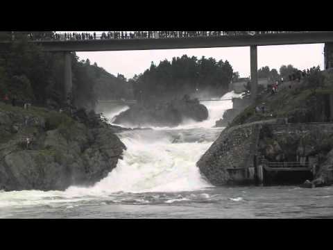 Trollhättan Wasserfall (Trollhättan Fall