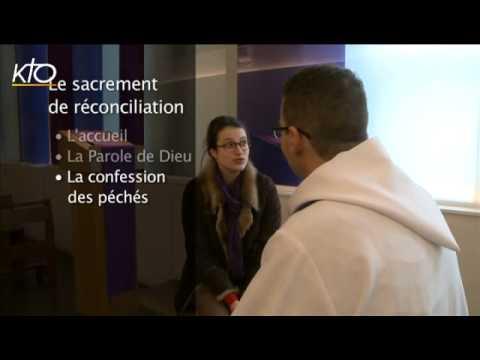Le Sacrement de réconciliation