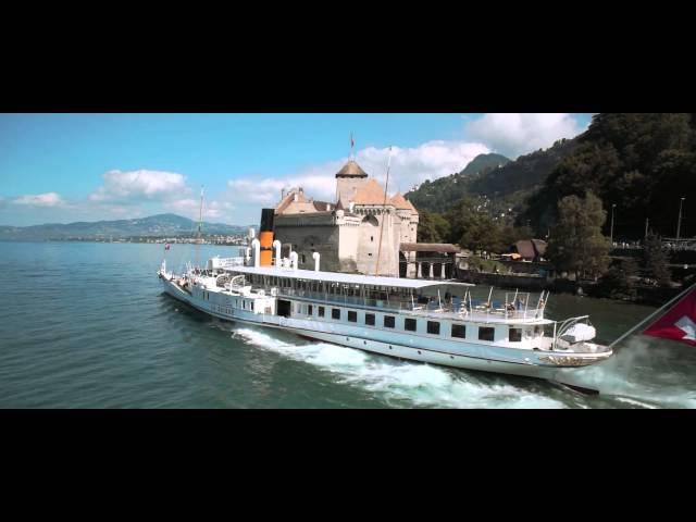 Cruise on Lake Geneva (CGN)
