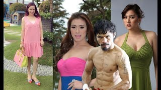 Manny Pacquiao Girlfriend All time [Krista,Ara Mina,Jinkee Pacquiao & more ]