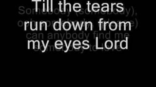 Queen - Somebody To Love (Lyrics)
