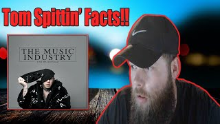Tom MacDonald - The Music Industry | {REACTION} | #HypeCRC