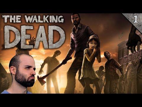 PRIMER CONTACTO | THE WALKING DEAD Gameplay Español