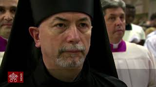 Papa na Quarta-feira de Cinzas: para, olha e regressa