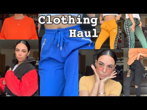 Clothing Haul!   Kappa, Forever 21 & More