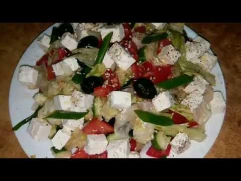 #Греческий #салат.