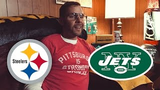 Dad Watches Steelers vs Jets (Week 5)