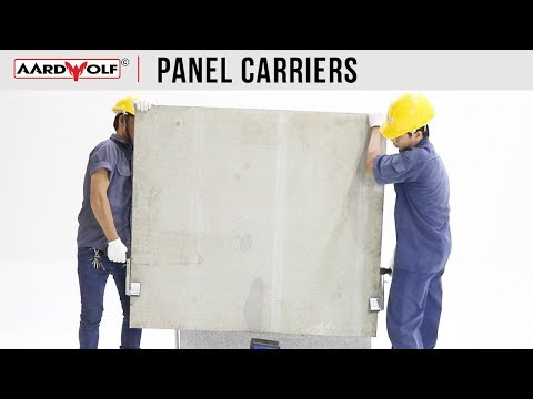 Stone Panel Carriers with Cable SCC02